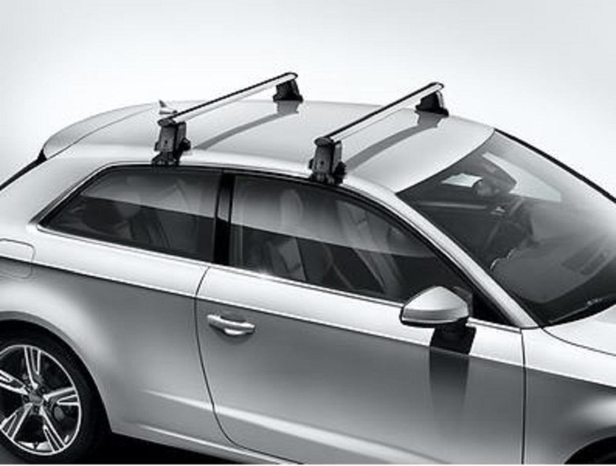 Original Audi Grundtrager A3 8v Sportback Ohne Dachreling Dachtrager 8v4071126 Ebay